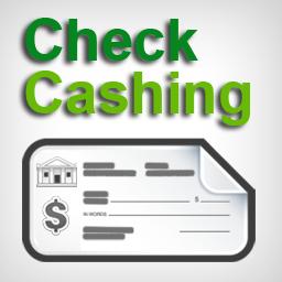 check cashing service Dallas TX